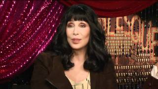 Cher Gives Me A Tattoo - Burlesque promo (2010)