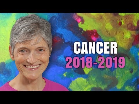 CANCER 2018 - 2019 ASTROLOGY Annual Forecast - Amazing Year Ahead for you!