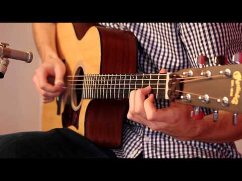 Hillsong United - Desert Song (solo Guitar) video