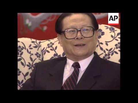 SOUTH KOREA: CHINESE PRESIDENT JIANG ZEMIN VISIT: 3RD DAY