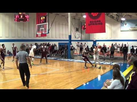 Kyle Guy (2016) vs Stackhouse Elite