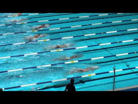 Steve West, Nova Masters, 100 Breast at 2012 Olympic Trials