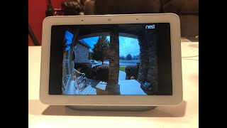 Nest Hello On Google Home Hub
