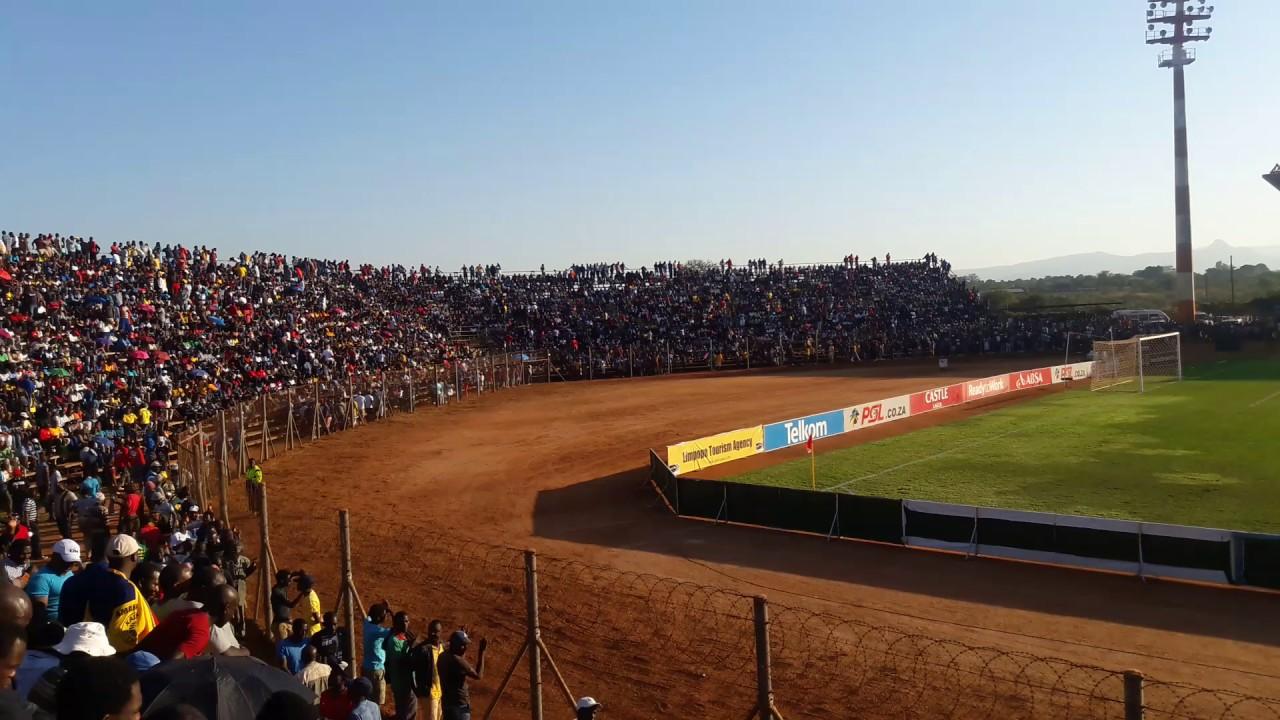 Black leopards fc at thohoyandou stadium