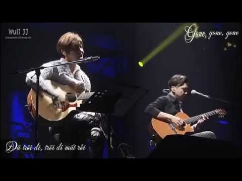[Wuli JJ][Vietsub+Kara] - Changmin's solo - Gold Dust (Japanese Version - The Mission II DVD)