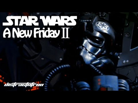 Star Wars: A New Friday - Part 2 (Star Wars Meets Friday Mashup)