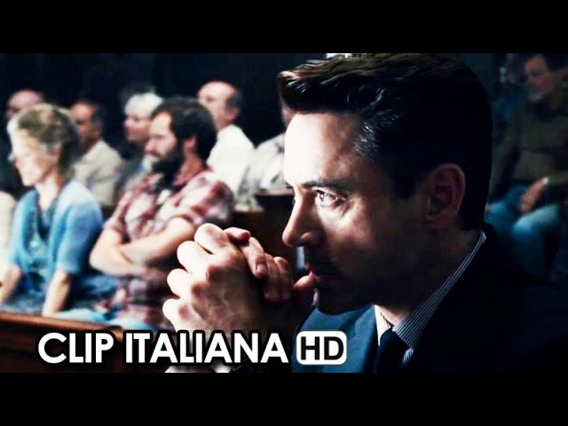 The Judge Clip Italiana 'Non puoi perdere questa causa' (2014) - Robert Downey Jr. HD