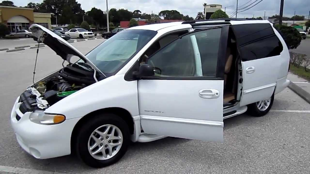 sold 1999 dodge grand caravan se sport meticulous motors. Black Bedroom Furniture Sets. Home Design Ideas