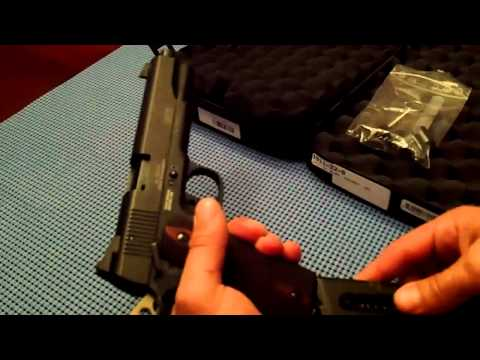 Sig 1911 22 Awesome Pistol Review!