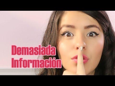 LESSLIE DEMASIADA INFORMACIÓN | TOO MUCH INFORMATION | MUSAS