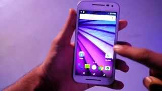 Moto G 3rd Gen (2015) Hands On Review With Camera Images