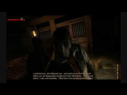 Condemned: Criminal Origins - Creepy Scenes (*Major Spoilers*)