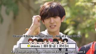 [SUB INDO] 'Travel The World On EXO's Ladder' season 2 Teaser ke 2-5