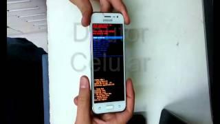 Samsung J2 aplicar o hard reset de maneira simples e fácil