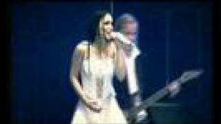 "Nightwish   ""I Wish I Had An Angel"" with lyrics ( Tarja's finale with Nightwish )"