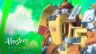 Transformers: Cybertron - Scattershot Brings Out the Big Guns