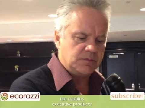 The Big Fix Documentary Press Conference with Tim Robbins: Ecorazzi