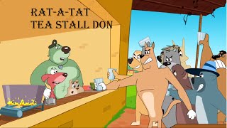 Rat-A-Tat | 'TEA STALL DON' | Chotoonz Kids Cartoon Videos