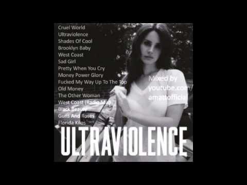 Lana Del Rey - Ultraviolence (album)