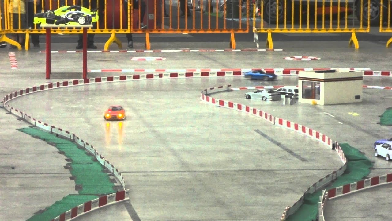 Car Toys Race Remote Control Racing On Track Video Youtube