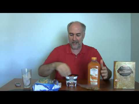 Dr Oz 7-day Crash Diet Day 2- Lunch