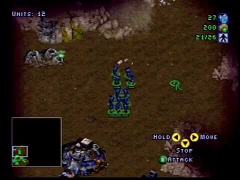 StarCraft No Nintendo 64