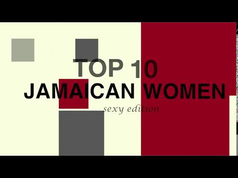 Top 10 Jamaican Women thumbnail