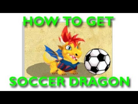 How To Get A Soccer Dragon In Dragon City