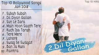 download lagu Top 10 Bollywood Songs Of January 2018  New gratis