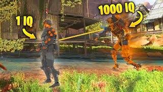 1 IQ or 1000 IQ? - NEW Funny & Epic Moments | Apex Legends Montage #106
