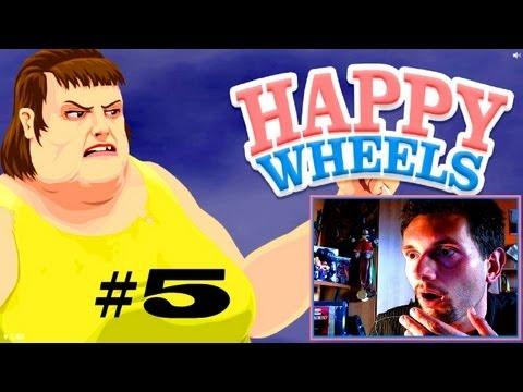 Happy Wheels #5 Piła to była seria dla dzieci (Roj-Playing Games!)
