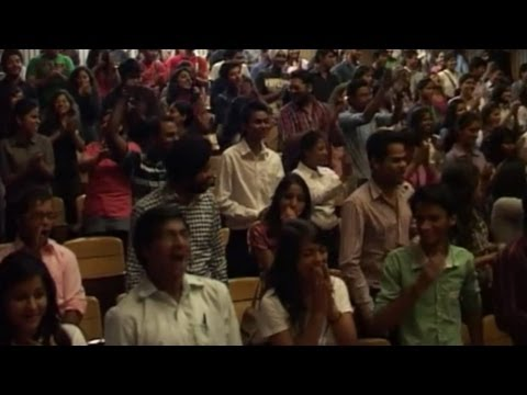 Motivational Seminar for students in New Delhi (Hindi)
