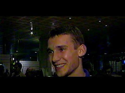 Барселона - Динамо К 1997 (0-4) ком., Шевченко,Лобановський