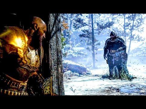 GOD OF WAR 4 SECRET Ending And Final Boss (All Endings) thumbnail