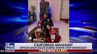 Immigrant Police Officer Killed Working Overtime on Christmas Night