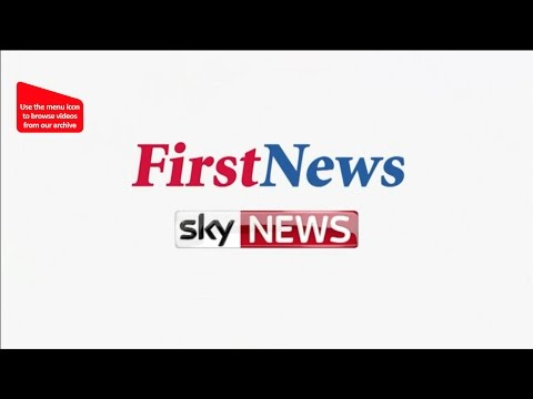 First News Today - 4th May 2016