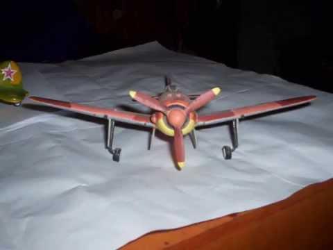 Avión Pucará - Aviones a escala - Maquetas de aviones
