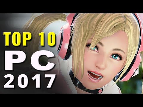 Top 10 Best PC Games of 2017 So Far