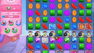 Candy Crush Saga level 2275(NO BOOSTERS,24 MOVES)