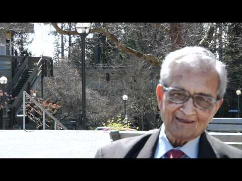 How did Tagore influence your life? - Amartya Sen [2 / 3]