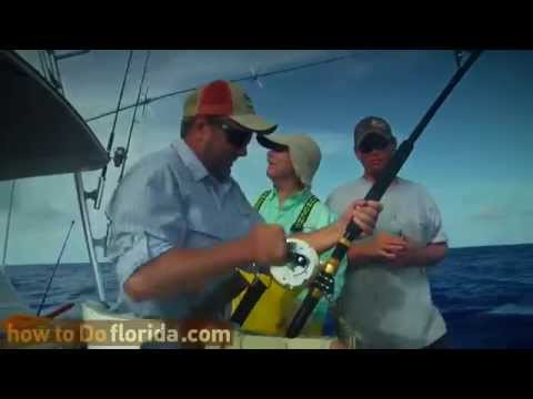 Deep Sea Fishing for Giant Swordfish
