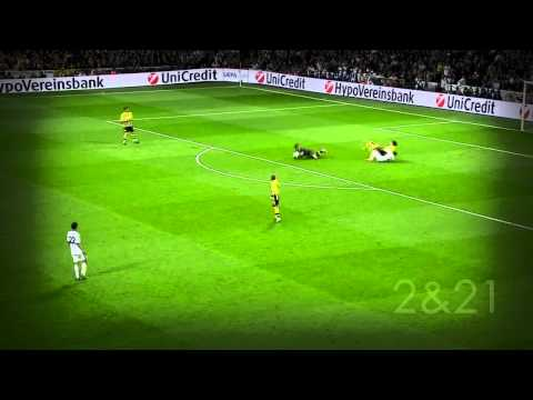 Mats Hummels VS. Real Madrid CF - CL Semi-final  2nd Leg 12/13 [HD]