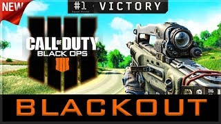 Call of Duty: Black Ops 4 // Blackout Battle Royale Gameplay! (COD BO4 Multiplayer Gameplay)