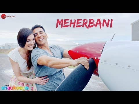 Meherbani - Full Audio | The Shaukeens | Akshay Kumar | Arko | Jubin Nautiyal video