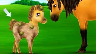 Fun Animal Horse Care Kids Game - Princess Horse Club 3 - Magical Horses Makeover, Royal Wedding