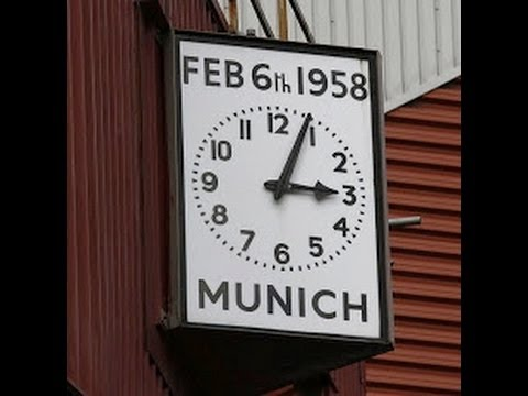 Manchester United Busby Babes BUSBY'S BABES, EARTH ANGEL, HEE-HAW, AND JUMPING THE SHARK Old Trafford is the football stadium where Manchester United plays their soccer games, the Yankee...