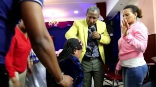 Pastor Azaria - Amazing Deliverance - In Bahrane - AmlekoTube.com