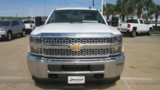 New 2019 Chevrolet Silverado 2500HD Houston TX Pasadena, TX #KF216938