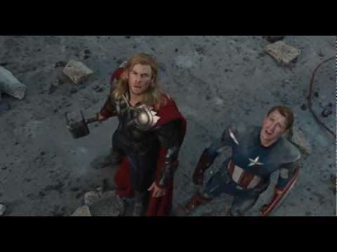 The Avengers Theatrical Trailer #2