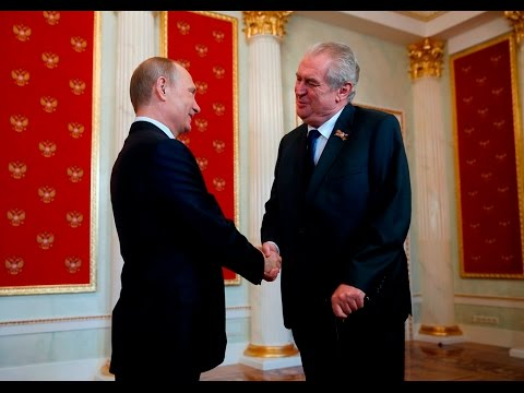 'Kremlin's Czech Friends': Ukraine Today presents new documentary